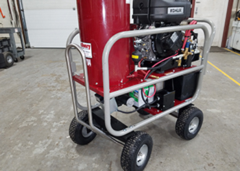 commercial hot water pressure washers maryland