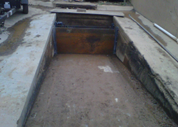 wash pad and pit system contractors maryland