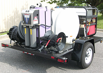 portable water treatment systems