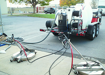 portable wastewater treatment systems maryland