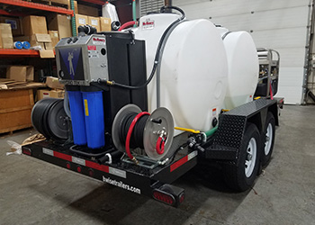 vacuum recycle trailer units maryland