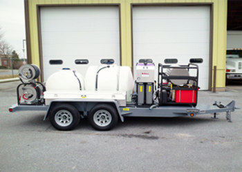 custom pressure washer trailers maryland