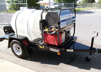 custom pressure washer trailers dc