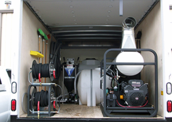 custom pressure washer trailers washington dc