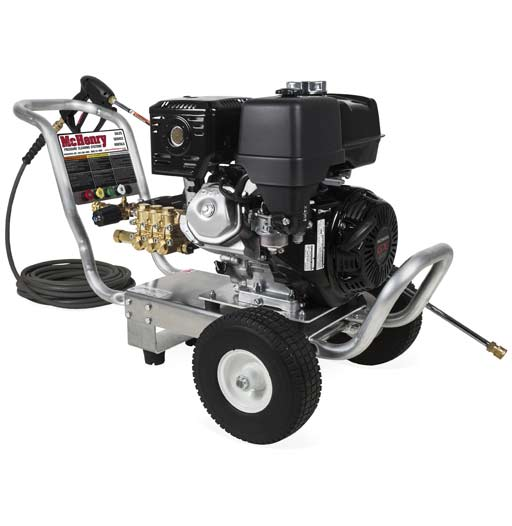 mi-t-m direct drive pressure washer