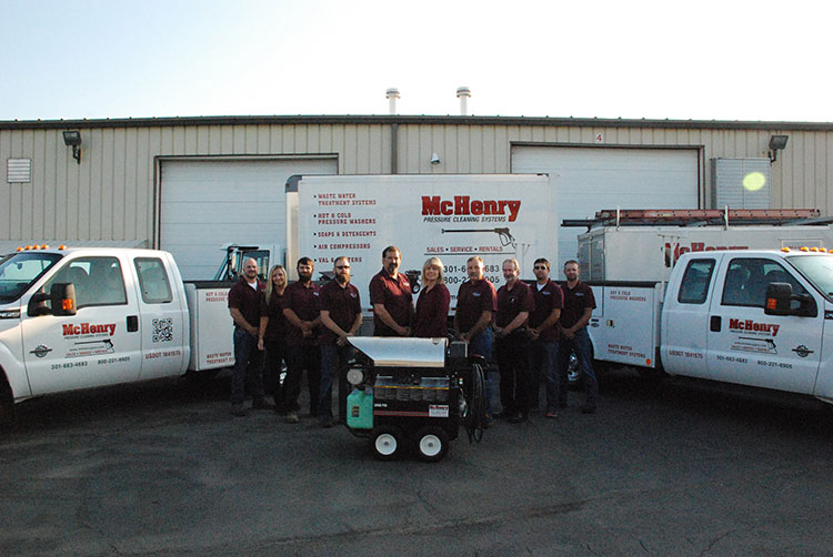 mchenry pressure cleaning systems